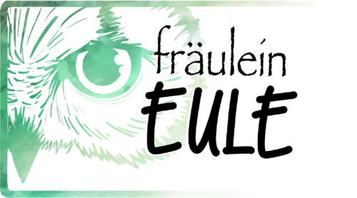 Fräulein Eule – Illustration